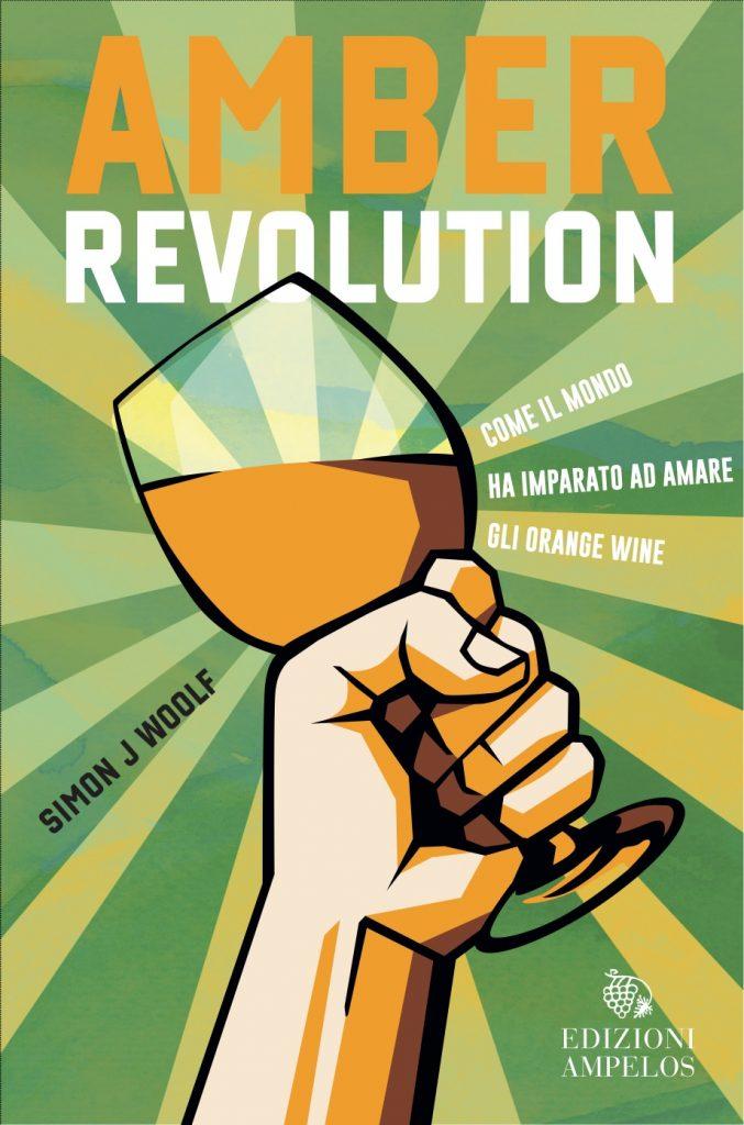 Amber Revolution - Italian edition cover